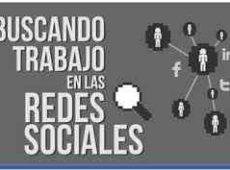 Redes sociales para buscar empleo