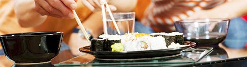 Como iniciar un negocio de Sushi