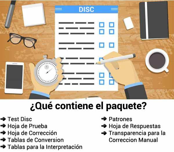 contenido disc